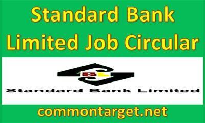Standard Bank Ltd Job Circular