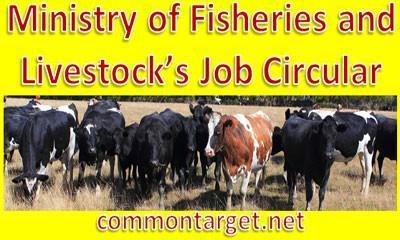 Ministry Fisheries Livestock Job