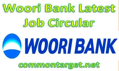 Woori Bank Job Circular
